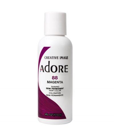 Adore Magenta 88 Semi-Permanent Hair Color